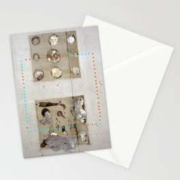 before the deluge: left Stationery Cards