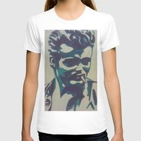 james franco T-shirts featuring James by Artistry by Briana
