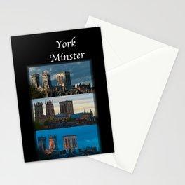 York Minster Triptych Stationery Cards