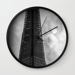 The Shard, London, England Wall Clock