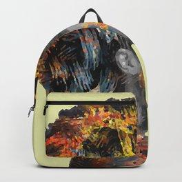 Afro-Girl Backpack