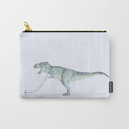 Walking Rexy  Carry-All Pouch
