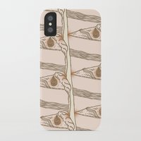 cake iPhone & iPod Cases featuring Cake by Lisa Romero