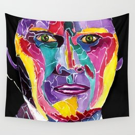 Sixth Doctor / Colin Baker Wall Tapestry