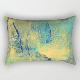 The Sea Rectangular Pillow