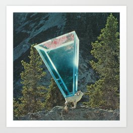 Other Worlds Than These Art Print