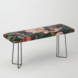 FLORAL AND BIRDS XIV Bench