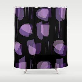 I C U Shower Curtain