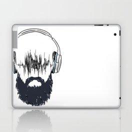 A Mans Sound  Laptop & iPad Skin