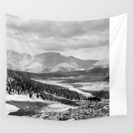 The Sierra Nevada: John Muir Wilderness, Sequoia National Park - California Wall Tapestry