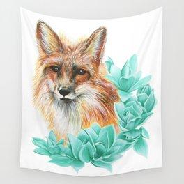 Fox Wall Tapestry