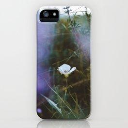 Colorado Mariposa Lily iPhone Case