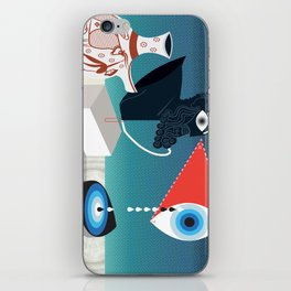 the AFFECT iPhone Skin