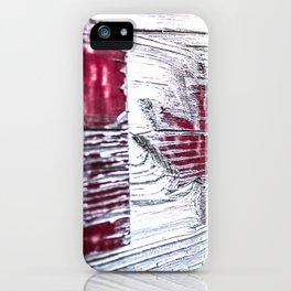 Cnada Flag iPhone Case
