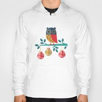 micklyn Hoodies featuring WOOHOO IT'S CHRISTMAS! by Daisy Beatrice
