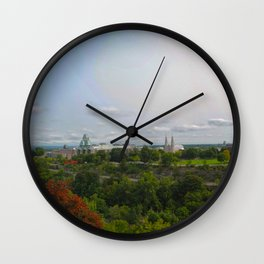 Ottawa 3 Wall Clock