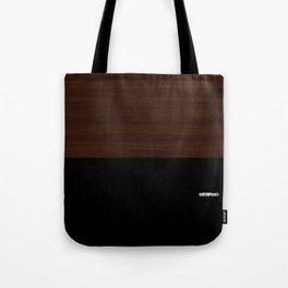 Modern Minimal Collection / Dark Tote Bag