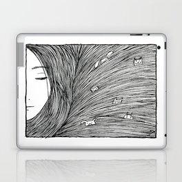 Separated Laptop & iPad Skin