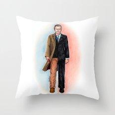 2 WALTER BISHOP (FRINGE) Throw Pillow