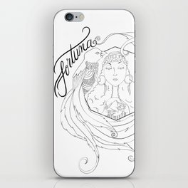 Fortune Teller's Tale iPhone Skin