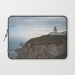 Cabo da Roca Lighthouse, Lisbon Laptop Sleeve