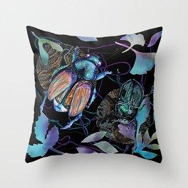 Revolve Throw Pillow