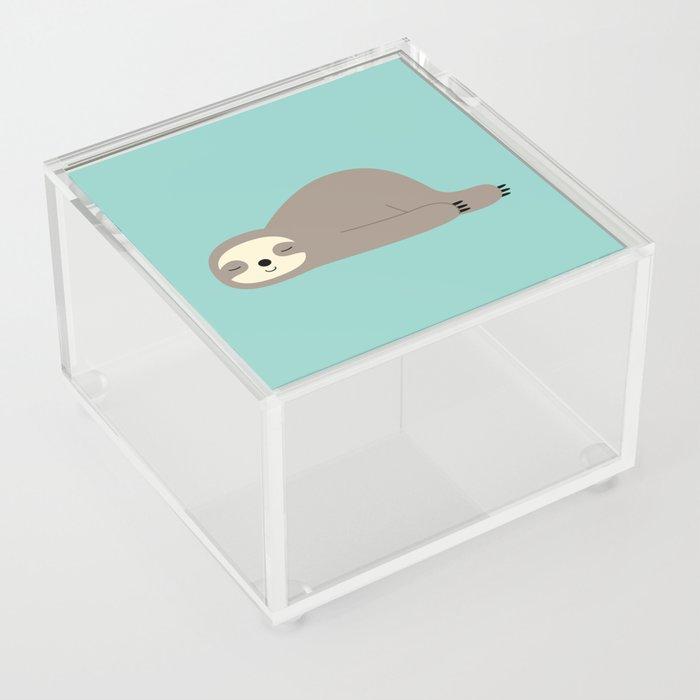 Do Nothing Acrylic Box