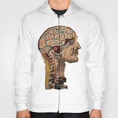 Human Brain  Hoody