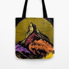 The Acid Peak of Tempests Tote Bag