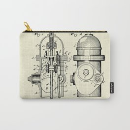 Hydrant-1903 Carry-All Pouch