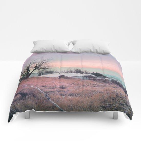 Pastel vibes 06 Comforters