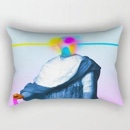 L'élu Rectangular Pillow