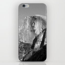 Half Dome (vintaged) iPhone Skin