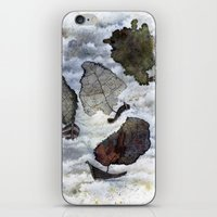 ship iPhone & iPod Skins featuring Ship by Andreas Derebucha