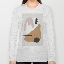 abstract minimal 17 Long Sleeve T-shirt