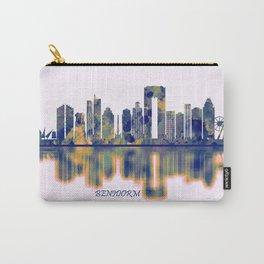 Benidorm Skyline Carry-All Pouch