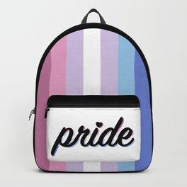Bigender Pride Backpack