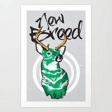 New Breed Art Print