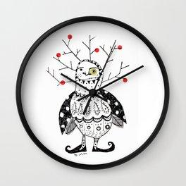 i'm the cherry! Wall Clock