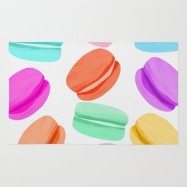 Macaron Rainbow Rug