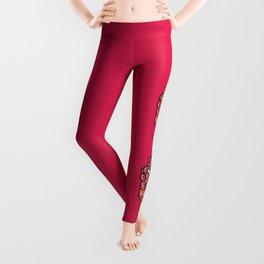 Swirly Tentacle Treat (gumdrop) Leggings