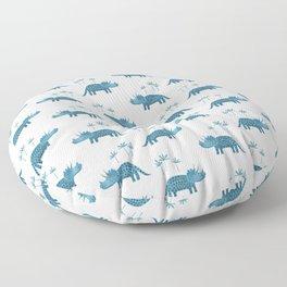 Triceratops Dinosaur Floor Pillow