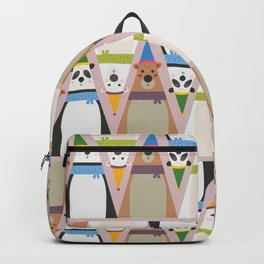 A Sleuth of Bears (Patterns Please) Backpack