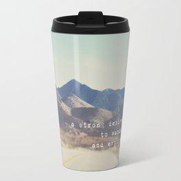 wanderlust ... Travel Mug
