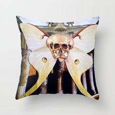 CATACOMBS Throw Pillow
