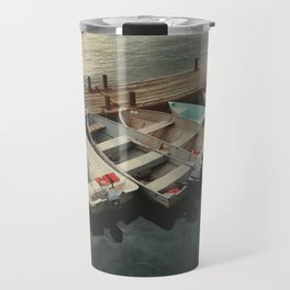 Dinghy Dock Travel Mug