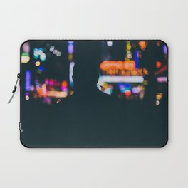 City Lights Laptop Sleeve