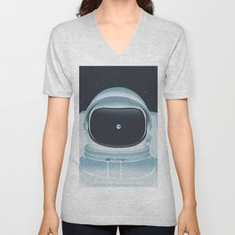 Our Insignificant Little Home Unisex V-Neck
