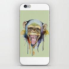monkey 2 iPhone & iPod Skin