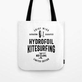Kitesurf t shirt Kite Surfing Gifts Tote Bag